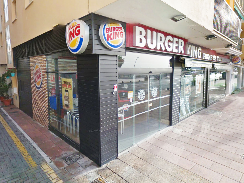 Burger King Estepona Ortiz Vizuete Perlita Escayola Pladur